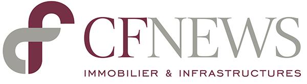 CFNEWS IMMOBILIER & INFRA LOGO