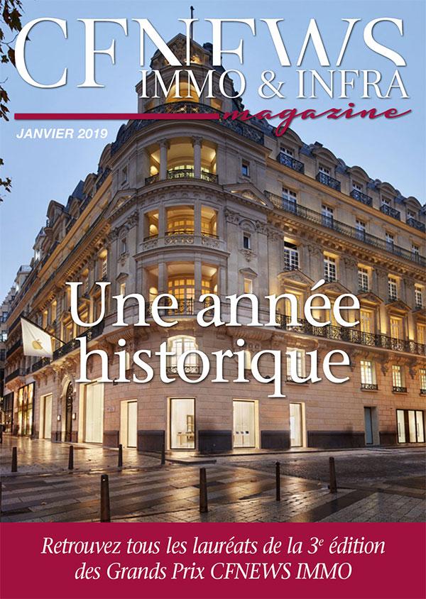 CFNEWS IMMO magazine janvier 2019